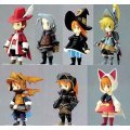 Final Fantasy III Square-Enix Characters