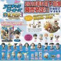 One Piece Mini Big Head Collection Pre-Painted PVC Trading Figure