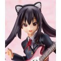 K-ON! 1/8 Scale Pre-Painted PVC Figure: Brilliant Stage Azusa Nakano