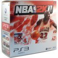 PlayStation3 Slim Console - NBA 2k11 Value Pack (HDD 320GB Classic White Model) - 220V