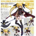 Magical Girl Lyrical Nanoha The Movie 1st 1/8 Scale Pre-Painted PVC Figure: Actsta Fate Testarossa