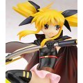 SIF EX Magical Girl Lyrical Nanoha The MOVIE 1st  Non Scale Pre-Painted PVC Figure:  Fate Testarossa