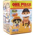 One Piece X Panson Works Full Face Junior Vol.4  Pre-Painted PVC Trading Figure