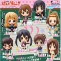 Mascot Relief Magnet K-on!! Pre-Painted PVC Trading Figure (Re-run)