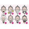 Ensky Nitro Super Sonico Trading Rubber Strap Collection