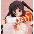 K-ON! 1/7 Scale Pre-Painted PVC Figure: Nakano Azusa (Max Factory Ver.)