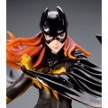 DC Bishoujo Collection 1/8 Scale Pre-Painted Statue: Bat Girl Black Ver.
