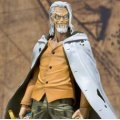 One Piece Figuarts Zero Non Scale Pre-Painted PVC Figure: Silvers Rayleigh