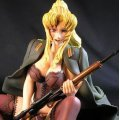 Black Lagoon 1/4 Scale Pre-Painted PVC Figure: Balalaika