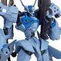 Revoltech Muv-Luv Alternative Series No. 007 Pre-Painted PVC Figure: Shiranui Type-94 United Nations Force