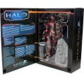 Halo Reach Play Arts Kai Non Scale Pre-Painted PVC Figure: Combat Evolved Spartan Mark V Red Ver.