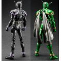 S.I.C. Soul Dictionary 2011 with Extras Special SIC model Joker Joker & W Kamen Rider W Cyclone Cyclone