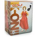 K-On! DX Non Scale Pre-Painted PVC Figure: Tainaka Ritsu Juliet Ver.