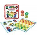 Super Mario Checkers / Tic Tac Toe Combo