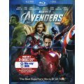 The Avengers [Blu-ray+DVD]