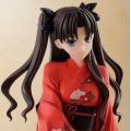 Fate/Stay Night 1/8 Scale Pre-Painted Figures: Tohsaka Rin