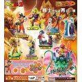 Dragon Ball Z Capsule R Episode Warriors Again (7 Pieces Box Set)