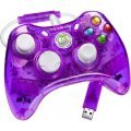 Rock Candy Xbox 360 Wired Controller (Purple)