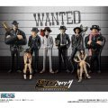 One Piece Super One Piece-Styling Non Scale Pre-Painted Candy Toy: Suit & Dress Style 1 (Set of 8)