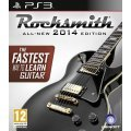 Rocksmith 2014 Edition (w/ Cable)