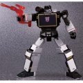 Masterpiece Transformers Non Scale Pre-Painted Action Figure: MP13B Soundblaster (Re-run)
