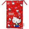 Hello Kitty Pouch for 3DS LL (Red)