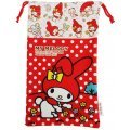 My Melody Pouch for 3DS LL (Red)