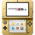 Nintendo 3DS XL (The Legend of Zelda: A Link Between Worlds - Black x Gold Limited Edition)