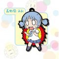 Chara-Ani Toys Works Collection Niitengomu! Nichijou Trading Strap (Set of 8 pieces)