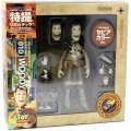 SCI-FI Revoltech Series No.010 Pre-Painted Figure: Woody Sepia Ver.