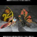 S.H.MonstertArts Godzilla vs. Mothra: Adult Mothra