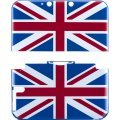 Design Cover for 3DS LL (Union Jack)