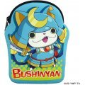 Youkai Watch Soft Pouch for 3DS LL (Bushinyan Ver.)