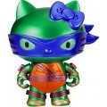 Teenage Mutant Ninja Turtles Hello Kitty: Mutant Kitty (Set of 4)