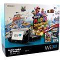 Nintendo Wii U Super Mario 3D World Deluxe Set (Black)