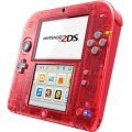 Nintendo 2DS (Crystal Red)