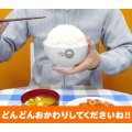 HappinessCharge PreCure! Large Serving Rice Bowl