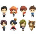 Color Collection Monthly Girls' Nozaki-kun (Set of 8 pieces)