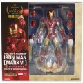 Legacy Of Revoltech SCI-FI Revoltech: Iron Man Mark VI
