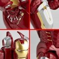 Legacy Of Revoltech SCI-FI Revoltech: Iron Man Mark VII (Re-run)