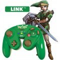 PDP Wired Fight Pad for WiiU (Link)