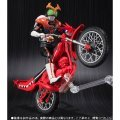Masked Rider S.H.Figuarts: Masked Rider Stronger & Kabuto Law Set