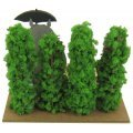 Miniatuart Kit Studio Ghibli Mini: My Neighbor Totoro Bus Stop