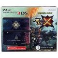 New Nintendo 3DS Cover Plates Pack (Monster Hunter X)