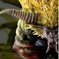 Capcom Figure Builder Creators Model Monster Hunter: Rajang (Re-run)