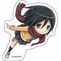 Attack on Titan Junior High Acrylic Badge (Set of 13 pieces)
