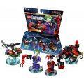 LEGO Dimensions Team Pack: DC Comics Joker & Harley