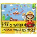 Super Mario Maker Jigsaw Puzzle: Super Mario Maker (300 Pieces)