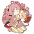 Eformed I-chu Pon! to Rubber Strap Vol. 1 (Set of 6 pieces)