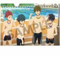 High Speed! -Free! Starting Days- Clear File: A